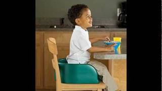 Booster Seat BabySmart Cooshie Booster Seat Review