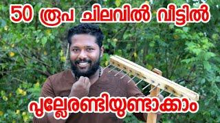 50 രൂപ ചിലവിൽ നിങ്ങൾക്കൊരു പുല്ലേരണ്ടിയുണ്ടാക്കാം | Tech | Malayalam