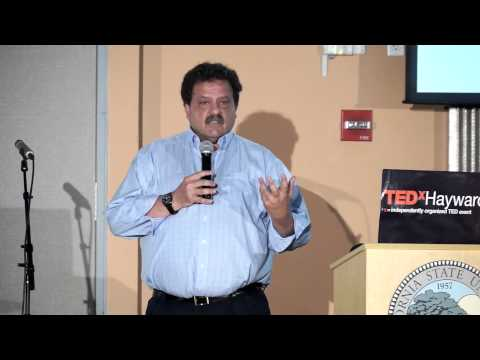 Our future and innovation: James Houpis at TEDxHayward