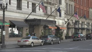 Hope for downtown Portland hotels