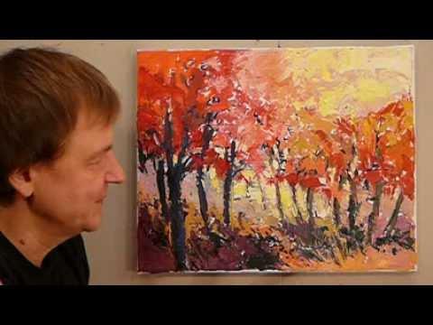 Co To Jest Faktura Obrazu Technika Olejna Jak Malować Obrazy