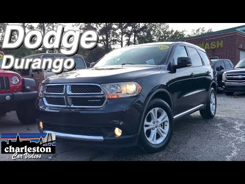 Here's a 2011 Dodge Durango Crew | For Sale Review Tour in 2019 ( Charleston Car Videos )