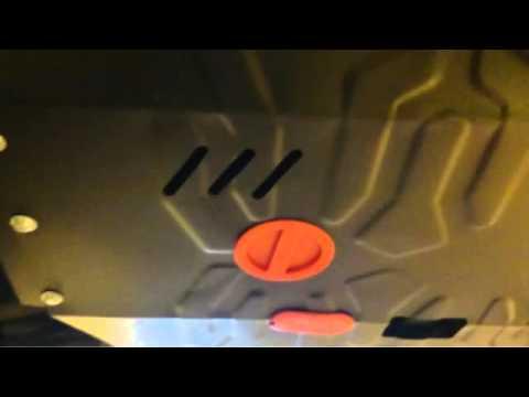 Защита картера Форд Транзит