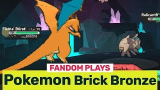 FANDOM Plays - Pokemon Brick Bronze - Free Pokemon MMO - Roblox