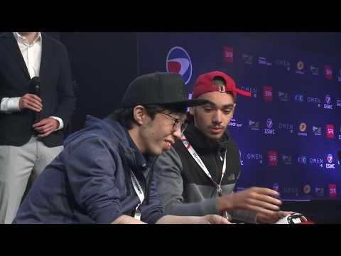 ESWC PGW 2017 : FIFA 18 - Phase de Poule du 3 novembre 1/2