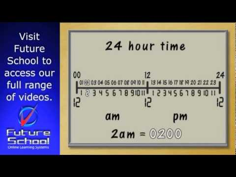 24-hour Time.