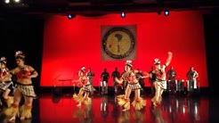 Axe capoeira Arizona batizado- Afro dance