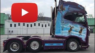 Lettner Trans - Volvo FH16 Showtruck