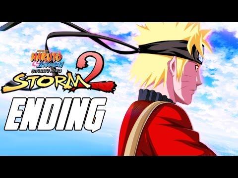 Naruto Shippuden: Ultimate Ninja Storm 2  Walkthrough Ending, Gameplay Xbox 360