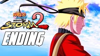 Naruto Shippuden: Ultimate Ninja Storm 2 - Walkthrough Ending, Gameplay Xbox 360