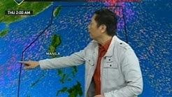 UB: Malakas na Hanging Habagat, dahilan ng pag-ulan sa Luzon