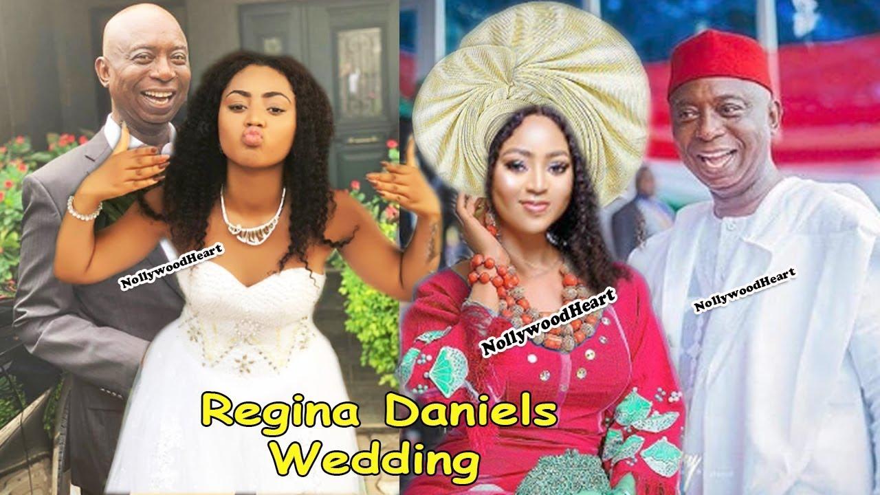 Download Regina Daniels And Her Husband Wedding In Lagos! BEST WEDDING EVER