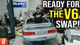 Turning a $500 Toyota MR2 into a $20,000 Toyota MR2! (Part 6)