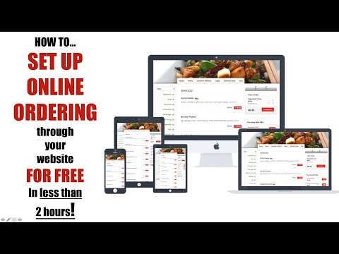 How To Build A FREE Online Ordering App For Your Restaurant