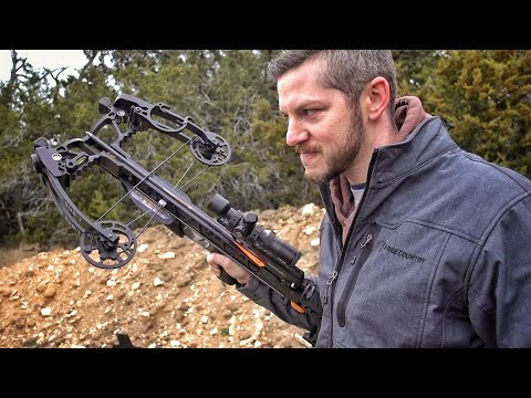 How Powerful is a Crossbow???