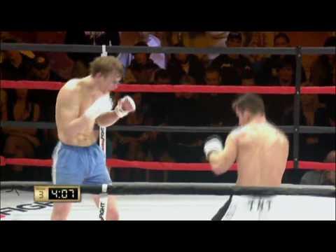 BoDog Fight, USA vs. Russia : D. Samoilov vs. T. Jackson