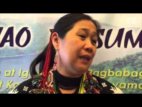 NCIP Chair Leonora Quintayo: Address indigenous peoples' issues