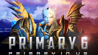 Primary 6 | World of Warcraft Ret Paladin PVP Movie | Warlords of Draenor