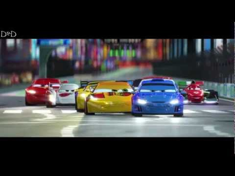 Cars Movie - Life Is A Highway (Fan Made)
