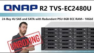 QNAP TVS-EC2480U-SAS-RP TurboNAS QTS Drivers for Windows