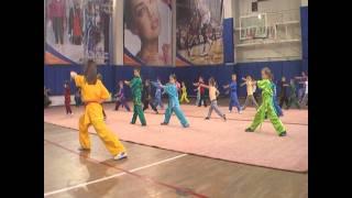 Новогодний фестиваль Ушу. Открытый урок - 2 (25.12.2011)