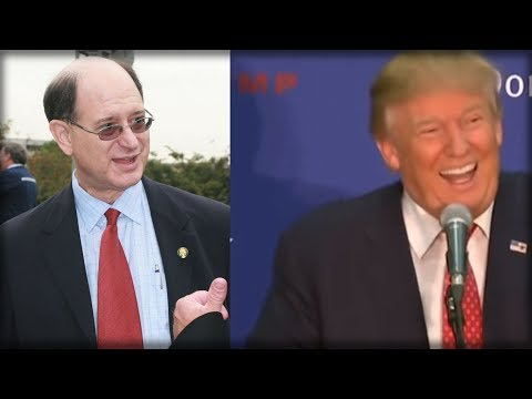 BREAKING: DEMS JUST PUT OUT ARTICLES OF IMPEACHMENT, THE MOMENT TRUMP SAW IT HE LAUGHED HYSTERICALLY