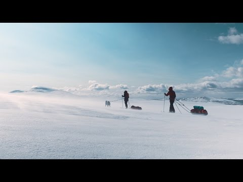 Rondane på langs - A mountain cross-country skiing experience