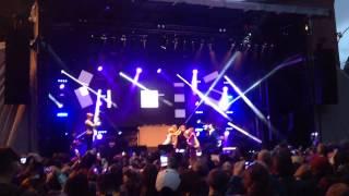 Loïc Nottet - 'Rhythm Inside' (LIVE @ Liège, Belgium)