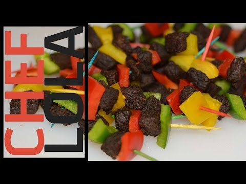 How to Make Stick Meat - Chef Lola's Kitchen