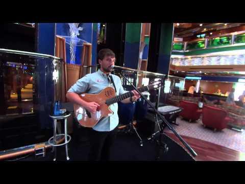 Nick Di Gregorio- Hallelujah, I Love Her So (Cover)
