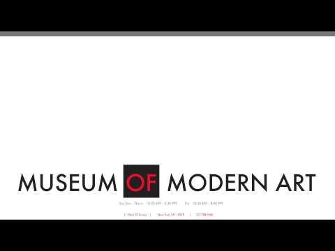 MoMA Animation