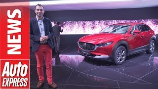 New Mazda CX-30 –compact SUV plugs the gap between CX-3 and CX-5