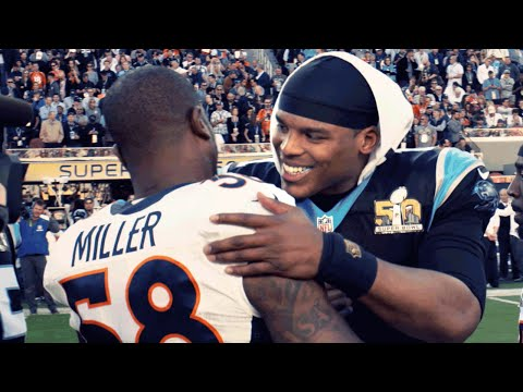 Super Bowl 50 Cinematic Highlights Mashup (4K) | Panthers vs. Broncos | NFL