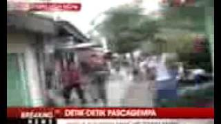 YouTube Padang earthquake Sept 30 2009 Sumatra Indonesia