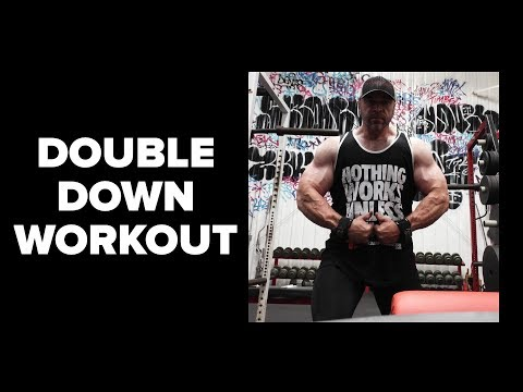 Build Muscle Using 2 Sets Per Exercise