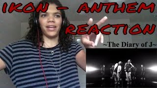 Ikon - 이리오너라 Anthem  M/v   Reaction!  Wait Why Is It Just Two Of Them!?