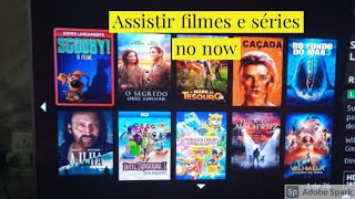 Como ver filmes e séries gratis Now ! How to Watch Free Movies and Series Now