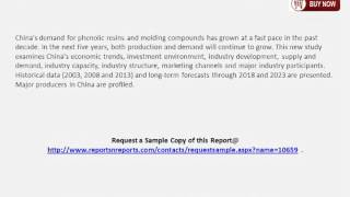 China Phenolic Resins and Molding Compounds Industry