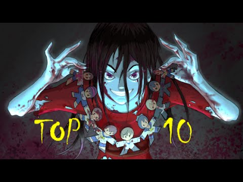 Top 10 Horror Anime Movies