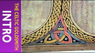 How to Draw Celtic Patterns 103 - Double Triskele interlace 1of3