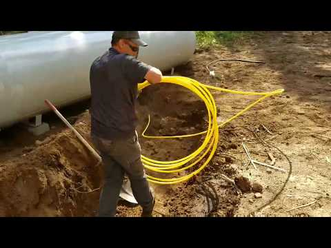 1000 Gallon Propane Tank for your Off Grid Property