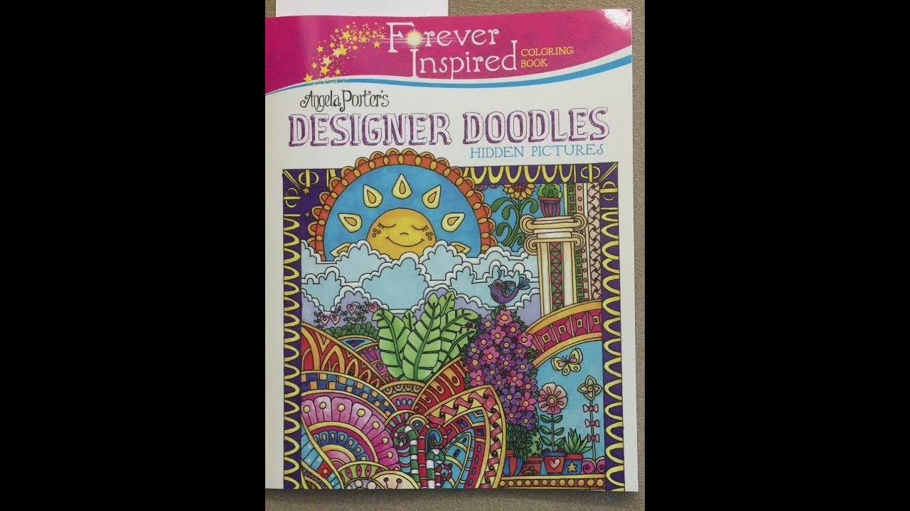 Today's doodle – Angela Porter   720x1280