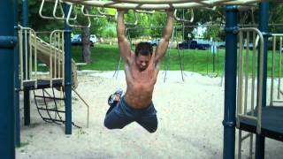 Terry Shanahan - Jungle Gym Workout