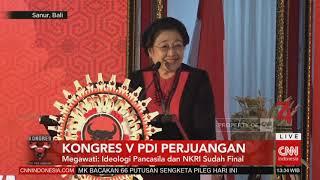 Megawati: Pak Jokowi Kebangetan...