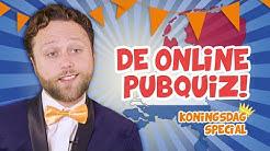 Pubquiz Nederlands. De Online Pubquiz Aflevering 1