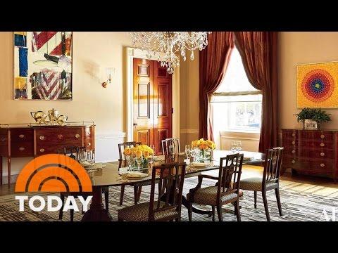Sneak Peek At Obamas' Private Living Quarters, Kourtney And Khloe Kardashian's Lavish Homes | TODAY