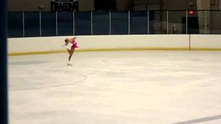 Hannah Miller 2011 Skate Detroit Junior Final Round