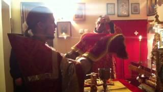 Пасхальная служба(Христос Воскресе!, 2011-04-24T09:37:23.000Z)