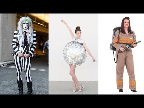 Top 15 Halloween Costumes Inspired  the 80s Coolest 80s Halloween Costumes