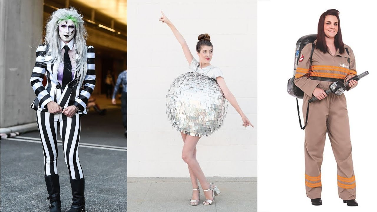 Top 15 Halloween Costumes Inspired By The U002780s. Coolest 80s Halloween  Costumes